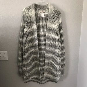 LOFT Chunky knit sweater NWT